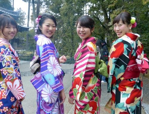 Samourai et Jardins Zen …