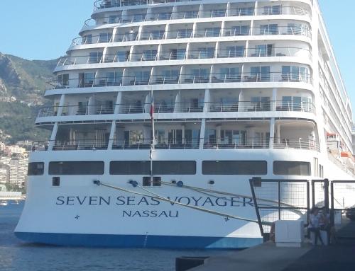 Visite du luxueux Seven Seas Voyagers de Regent Seven Seas Cruises