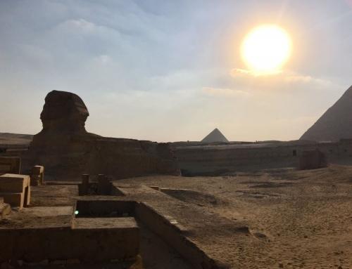 Sur les traces des pharaons et de leur temple avec la famille royale … chez Happy Few