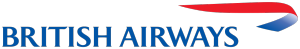 Logo compagnie aérienne British Airways