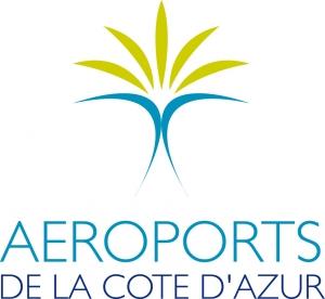 Logo Aéroport de la côté d'Azur