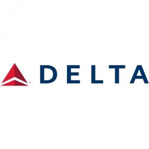 Logo compagnie aérienne Delta