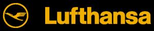 Logo compagnie aérienne Lufthansa
