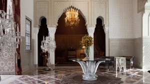 royal mansour entree