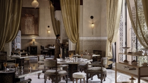 royal mansour restau