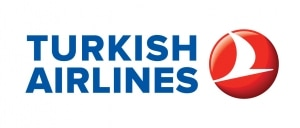 Logo compagnie aérienne Turkish Airlines