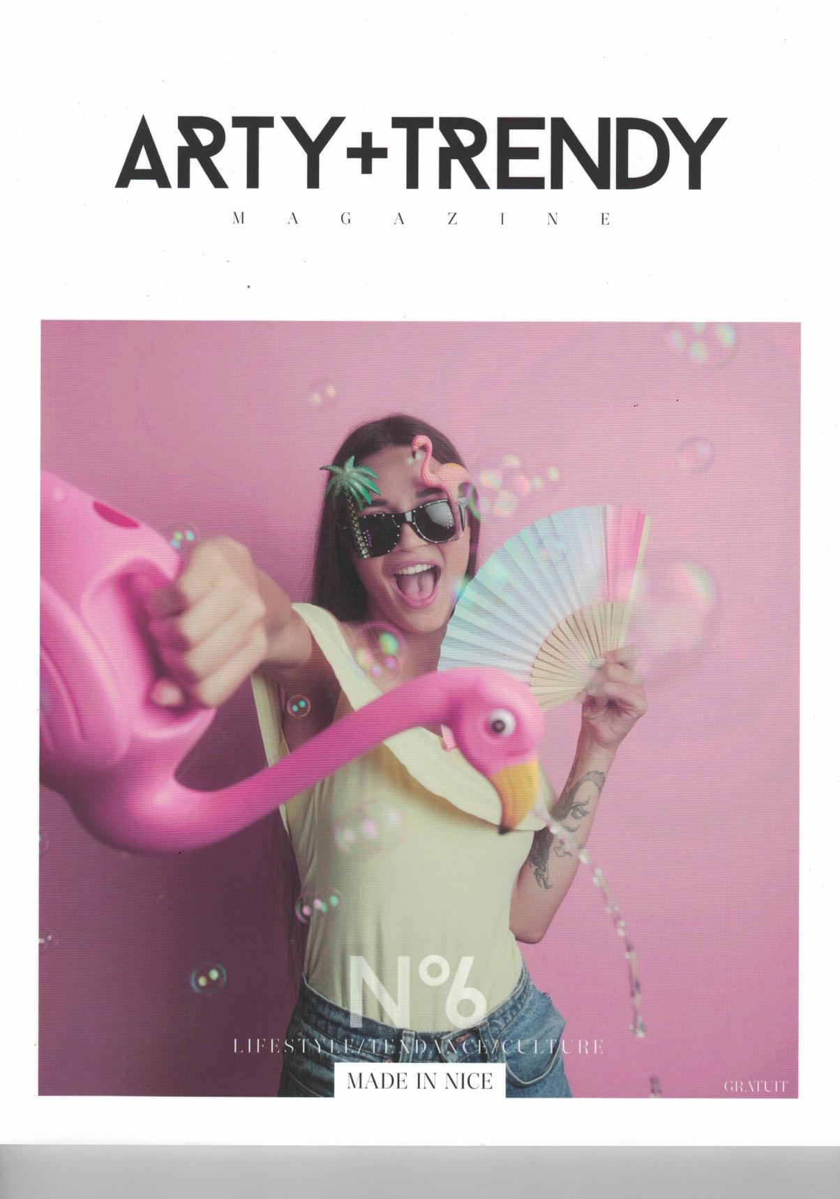 Arty Trendy Magazine