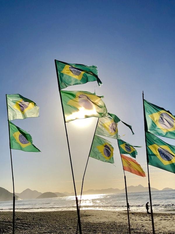 Voyage dans la ville de Rio de Janeiro au Brésil avec l'agence HappyFew