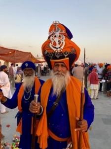 Photo de Sikhs en Inde